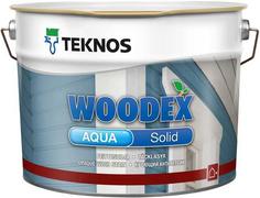 Текнос Woodex Aqua Solid кроющий антисептик