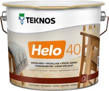 Текнос Helo 40 полуглянцевый специальный лак