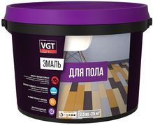 ВГТ ВД-АК-1179 эмаль для пола акриловая полуматовая