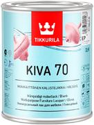 Тиккурила Кива 70 универсальный лак для мебели глянцевый