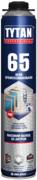 Титан Professional 65 монтажная пена профессиональная