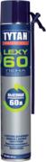 Титан Professional Lеxy 60 пена монтажная всесезонная