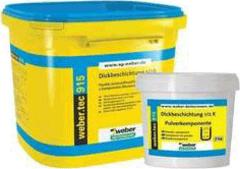 Вебер.Tec 915 K2 цементный компонент для ускорения связывания покрытия
