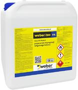Вебер.Tec PA защитная пропитка для бетонных полов