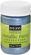 Rust-Oleum Modern Masters Metallic Paint краска с эффектом яркого металлика