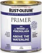 Rust-Oleum Marine Coatings Use on Wood and Fiberglass Above the Waterline грунт для яхт и лодок