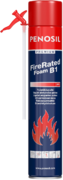 Penosil Premium Fire Rated Foam B1 огнеупорная монтажная пена