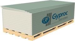 Гипрок Аква Стронг суперпрочный влагостойкий гипсокартонный лист