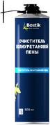 Bostik очиститель полиуретановой (ПУ) монтажной пены