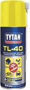 Титан Professional TL-40 техническая смазка-аэрозоль многоцелевая с тефлоном