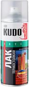 Kudo Arte лак термостойкий для кирпича, камня, бетона