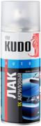 Kudo Auto Gloss Clearcoat лак 1K акриловый автомобильный