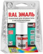 Kudo RAL эмаль ремонтная для профнастила и металлочерепицы