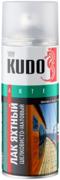 Kudo Arte Durable Matt Coating лак яхтный шелковисто-матовый универсальный