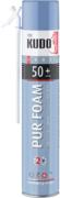 Kudo Home Pur Foam 50+ бытовая всесезонная монтажная пена