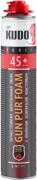 Kudo Proff Gun Pur Foam 45+ профессиональная огнестойкая монтажная пена