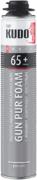 Kudo Proff Gun Pur Foam 65+ профессиональная летняя монтажная пена