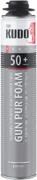 Kudo Proff Gun Pur Foam 50+ профессиональная летняя монтажная пена