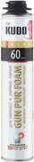 Kudo Trend Gun Pur Foam 60 профессиональная монтажная пена