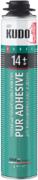 Kudo Proff Pur Adhesive 14+ монтажный полиуретановый клей-пена