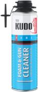 Kudo Home Foam & Gun Cleaner очиститель монтажной пены
