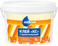 Крафор КС клей строительный влаго-термостойкий для внутренних работ