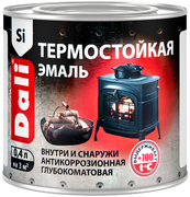 Dali эмаль термостойкая атмосферостойкая антикоррозионная
