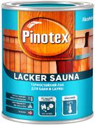 Пинотекс Lacker Sauna термостойкий лак для бани и сауны