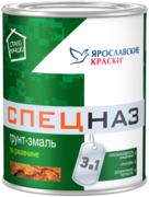 Ярославские Краски Спецназ грунт-эмаль по ржавчине 3 в 1