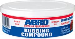 Abro Rubbing Compound паста полировочная крупнозернистая
