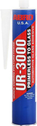 Abro UR-3000 герметик для автостекол уретановый