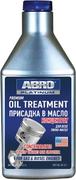 Abro Platinum Premium Oil Treatment присадка в масло концентрат для всех типов масел
