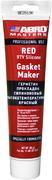 Abro Red RTV Silicone Gasket Maker герметик прокладок высокотемпературный красный
