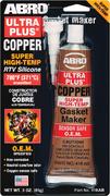 Abro Copper Super High-Temp Gasket Maker герметик прокладок медно-силиконовый бронзовый