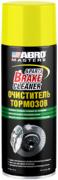 Abro Masters Parts & Brake Cleaner очиститель тормозов