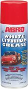 Abro Multi-Purpose White Lithium Grease белая литиевая смазка многоцелевая