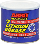 Abro Lithium Grease смазка литиевая