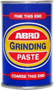 Abro Grinding Paste паста притирочная мелкозернистая и крупнозернистая