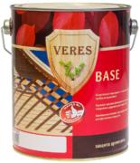 Veres Base бесцветная грунтовка по дереву для наружных работ