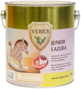 Veres Junior Lazura защита древесины