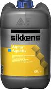 Sikkens Wood Coatings Alpha Aquafix стабилизирующий грунт для внутренних и наружных работ