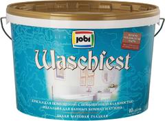 Jobi Waschfest краска для помещений с повышенной влажностью акриловая