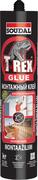 Soudal T-Rex Моментальная Схватываемость (1+1 бесплатно) монтажный клей (набор)