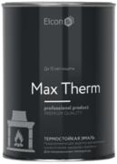 Elcon термостойкая эмаль