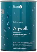 Elcon Aqwell силиконовый гидрофобизатор пропитка с эффектом мокрого камня