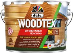 Dufa Woodtex декоративная пропитка для защиты древесины