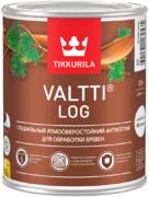 Тиккурила Валтти Лог специальный атмосферостойкий антисептик для обработки бревен