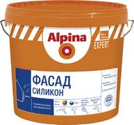 Alpina Expert Фасад Силикон водно-дисперсионная силикономодифицированная краска