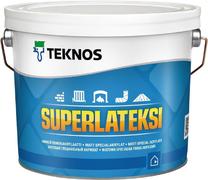 Текнос Superlateksi дисперсионная краска специальный акрилат