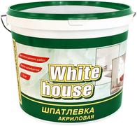 White House шпатлевка акриловая выравнивающая